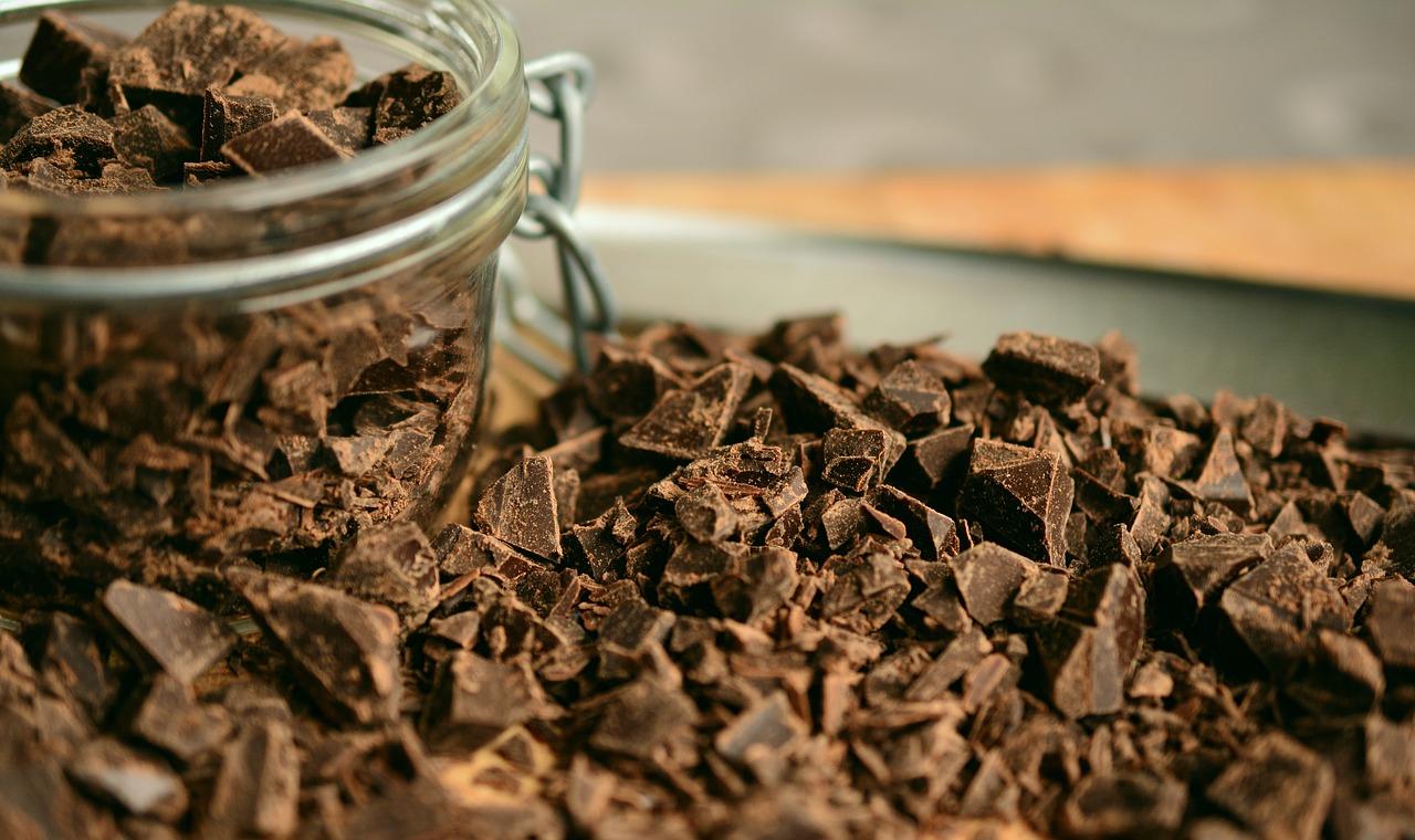 Alimentos que os cães não podem comer - Chocolate